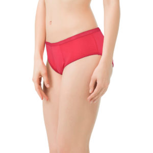 absorbent period panty, reusable period panty, period underwear, leak-proof period panty